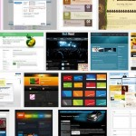 2000 個高質素網頁模板免費下載 (Free web design templates)